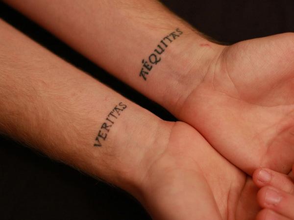Tattoo gottes blutige pfad Der blutige